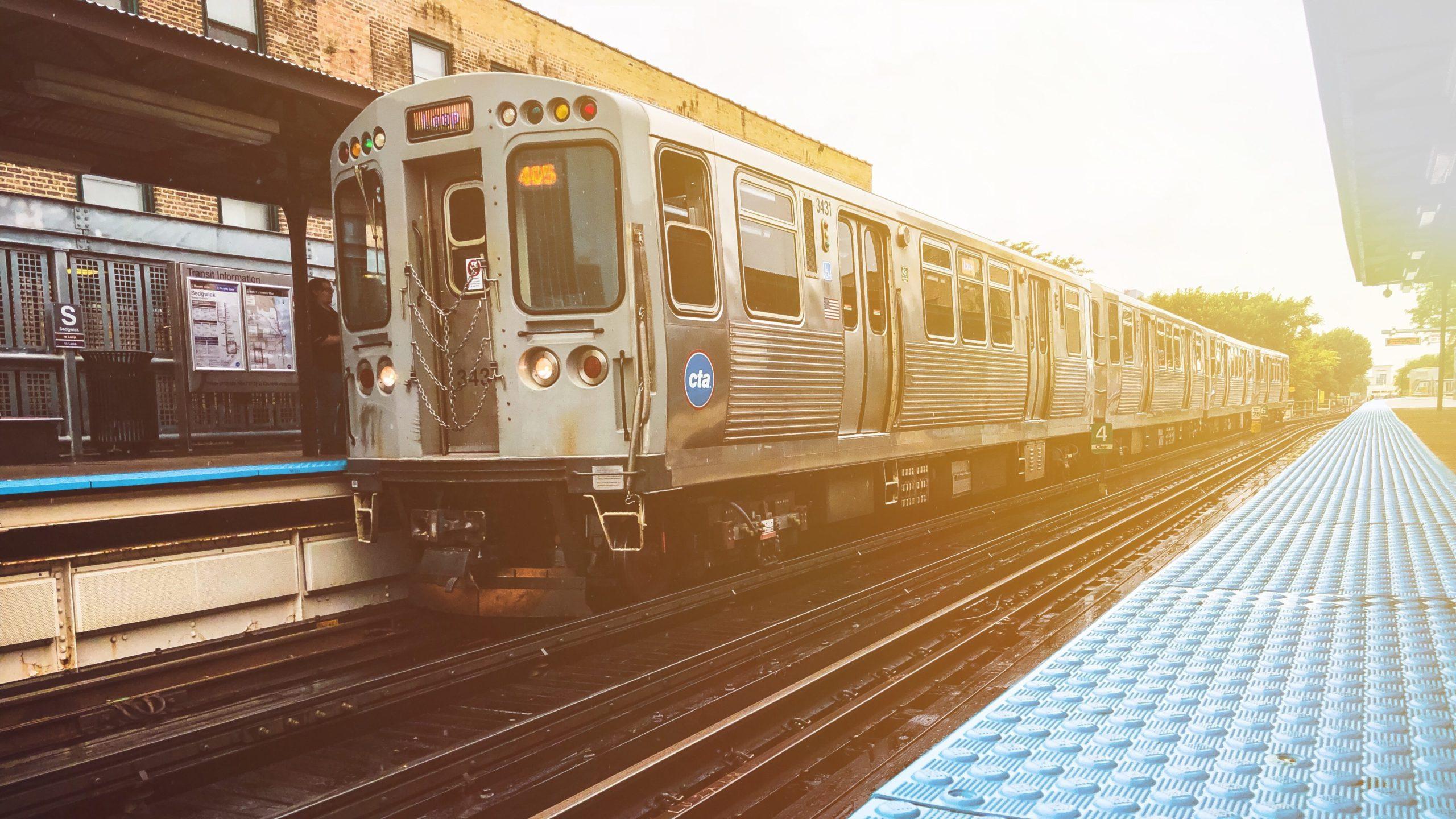 """Chicago's """"L"""" Train"""
