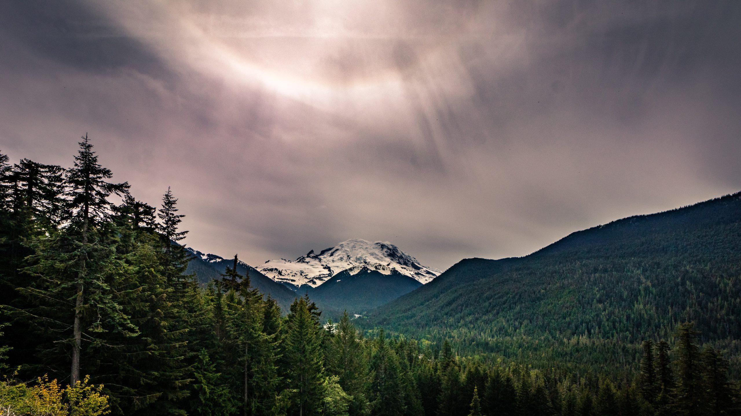 Mount Rainer in Washington State